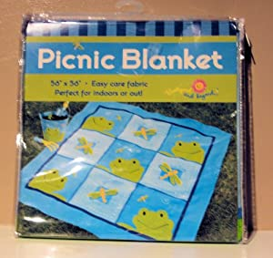 Picnic Blanket from Downeast concetps