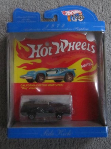 1997 Hotwheels 1972 Side Kick