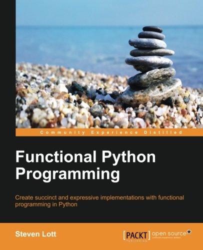 Download Functional Python Programming