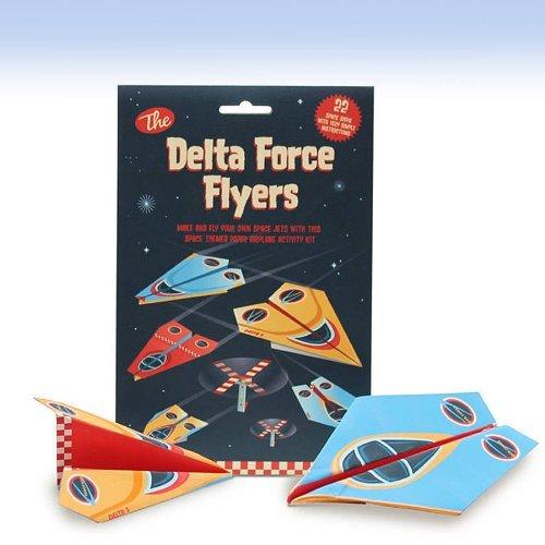Die Delta Force Flyers von Clockwork Soldat günstig