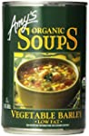 Amy's Organic Soups, Low Fat Vegetabl...