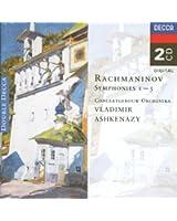 Rachmaninov symphonies nos. 1-3