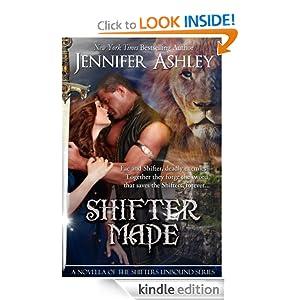 Shifter Made (Shifters Unbound) Jennifer Ashley