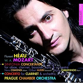297b pour hautbois, clarinette, basson, cor & orchestre Concerto