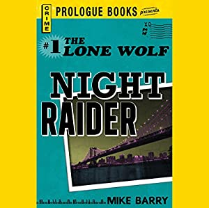 Night Raider Audiobook