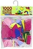 1000 gommettes autocollantes Maternelle - De 3 à 5 ans