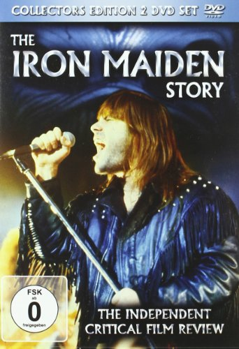 Iron Maiden - The Story (2 Dvd)