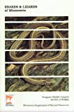 img - for Snakes & Lizards of Minnesota book / textbook / text book