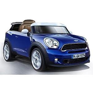 Avigo Bmw I8 >> Amazon.com: Avigo Mini Cooper 6V Paceman Blue RideOn: Toys & Games