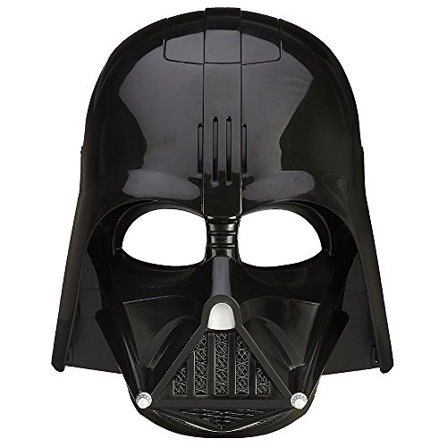 Star Wars - Casco electrónico de Darth Vader (Hasbro B3719EU4)