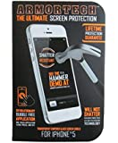 Armortech the Ultimate Screen Protection - Shatter Resistant Screen Shield for iphone 5