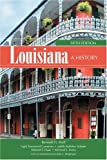 img - for Louisiana: A History by Light Townsend Cummins (2008-01-22) book / textbook / text book