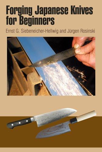 Forging Japanese Knives for Beginners (Messer Magazin Workshop)