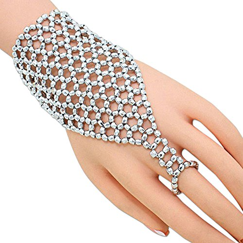 Exotic Individual Belly Dancing Fashion Beaded Slave Bracelet