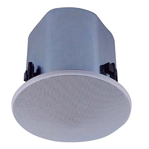 toa-f-2352c-altoparlante-coppia-di-altoparlanti-nero-colore-bianco-a-muro-da-parete-soffitto-speaker