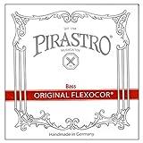 PIRASTRO ( ピラストロ ) 弦 オリジナル フレクソコア セット スチール / クロムスチール巻 Contrabass ( コントラバス ) 用