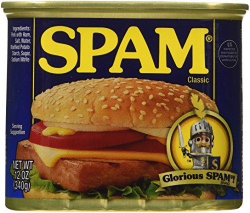 Spam Ham Classic 12oz Pack of 3