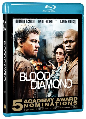 Cover art for  Blood Diamond [Blu-ray]