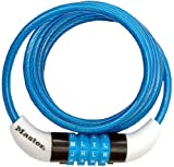 Master Lock 8152Dastwd Preset Word Combination Cable
