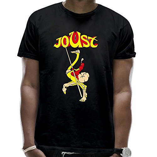Men's Joust Williams Logo T-Shirt - S to XXL