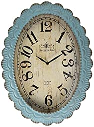 TIC Collection 14-268 Lafayette Wall Clock