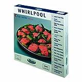 Wpro AVM305 Plat Crisp Diamètre: 32 cm pour Micro-Ondes Crisp Whirlpool