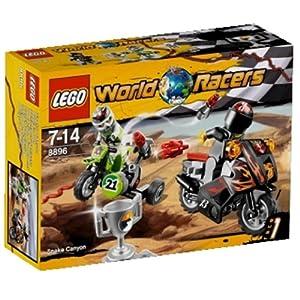 レゴ レーサー 渓谷レース 8896