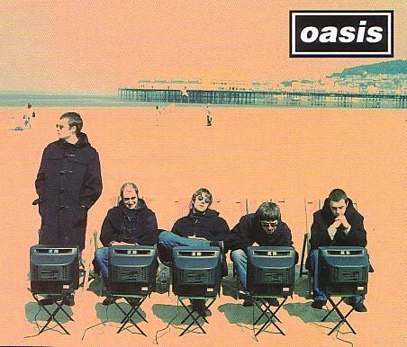 Oasis - Roll With It (Single) - Zortam Music
