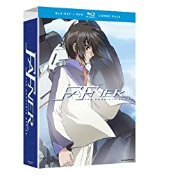 Fafner: Complete Series (Blu-ray/DVD Combo)
