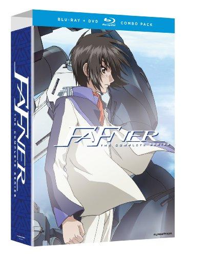 Fafner: Complete Series Blu-ray/DVD Combo (蒼穹のファフナー DVD & BD-BOX 北米版)