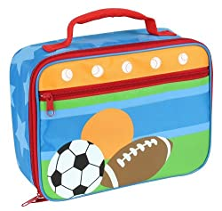 Stephen Joseph Sports Lunchbox,