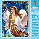Hark the Herald 500 pc Holiday Glitter