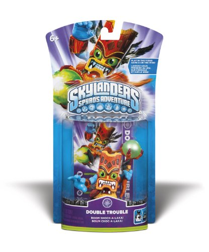 Skylanders Spyro's Adventure: Double Trouble - 1