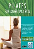 PILATES FOR LOWER BACK PAIN - NEW RARE DVD HEALTHY LIVING