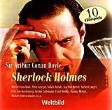 echange, troc Sir Arthur Canon Doyle - Sherlock Holmes (10er CD-BOX mit ca. 628 Minuten Laufzeit) (Hörspiel / Hörspiele) (Livre en allemand)