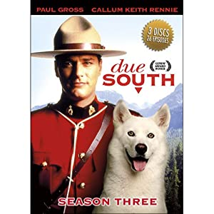 Due South: Season 3 [DVD] [Region 1] [US Import] [NTSC]