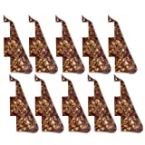 10 Pcs Cinnamon Pearl 3PLY New-Pickguard For Les Paul Standard