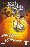img - for 1001 Nights #4: Ali Baba and the 40 Thieves (1001 Nights, Volume # 3) book / textbook / text book