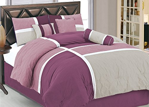 King Size Bedspread Sets 9030 front
