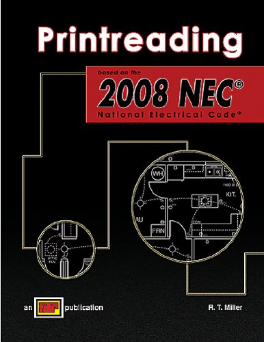 Print Reading based on the 2008 NEC - Amer Technical Pub - AT-1567 - ISBN: 0826915671 - ISBN-13: 9780826915672