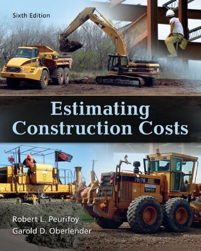 Estimating construction costs Estimated building costs