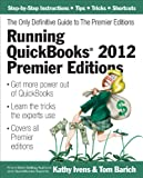 img - for Running Quickbooks 2012 Premier Edition book / textbook / text book