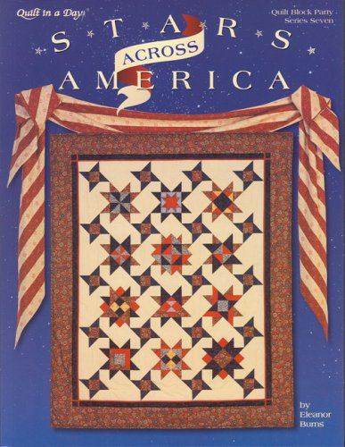 Stars Across America (Quilter's Block Party, No. 7)