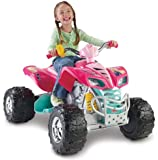 Fisher-Price Power Wheels Barbie Kawasaki KFX