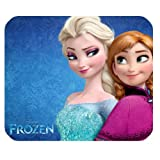 Hot Cartoon Frozen Design Cloth Cover Rectangle Mouse pad Mousepad060