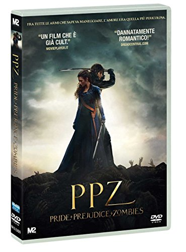 Ppz-Pride and Prejudice and Zombies (DVD)