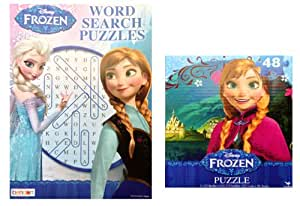 Versatile image in frozen word searches