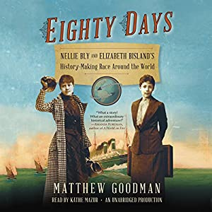 Eighty Days Audiobook