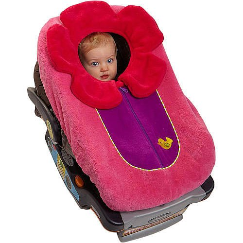 Babies R Us Car Seat Cover - Flower