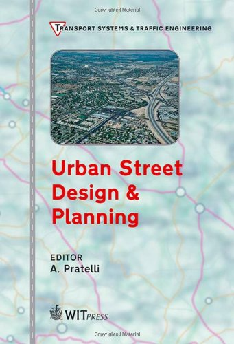 Ebook urban street design planning transport systems and traffic engineering free pdf online for Transportation engineering planning and design
